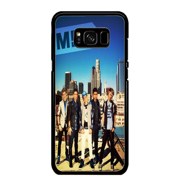 Im5 A1565 Samsung Galaxy S8 Case New Year Gifts 2020-Samsung Galaxy S8 Cases-Recovery Case