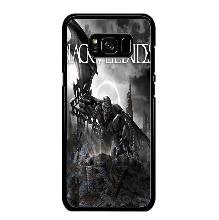 Black Veil Brides Hollywood Rock Metal Band Crew A1593 Samsung Galaxy S8 Case New Year Gifts 2020-Samsung Galaxy S8 Cases-Recovery Case