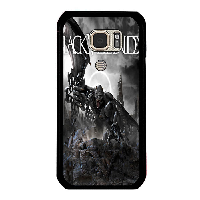 Black Veil Brides Hollywood Rock Metal Band Crew A1593 Samsung Galaxy S7 Active Case New Year Gifts 2020-Samsung Galaxy S7 Active Cases-Recovery Case