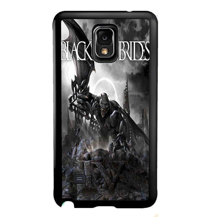 Black Veil Brides Hollywood Rock Metal Band Crew A1593 Samsung Galaxy Note 4 Case New Year Gifts 2020-Samsung Galaxy Note 4 Cases-Recovery Case