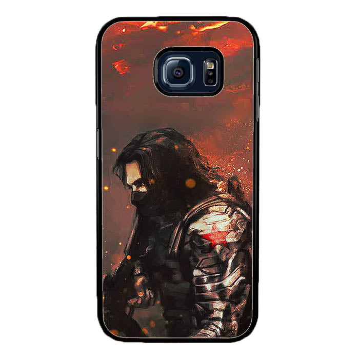 Blood in the Breeze A1729 Samsung Galaxy S7 Edge Case New Year Gifts 2020-Samsung Galaxy S7 Edge Cases-Recovery Case