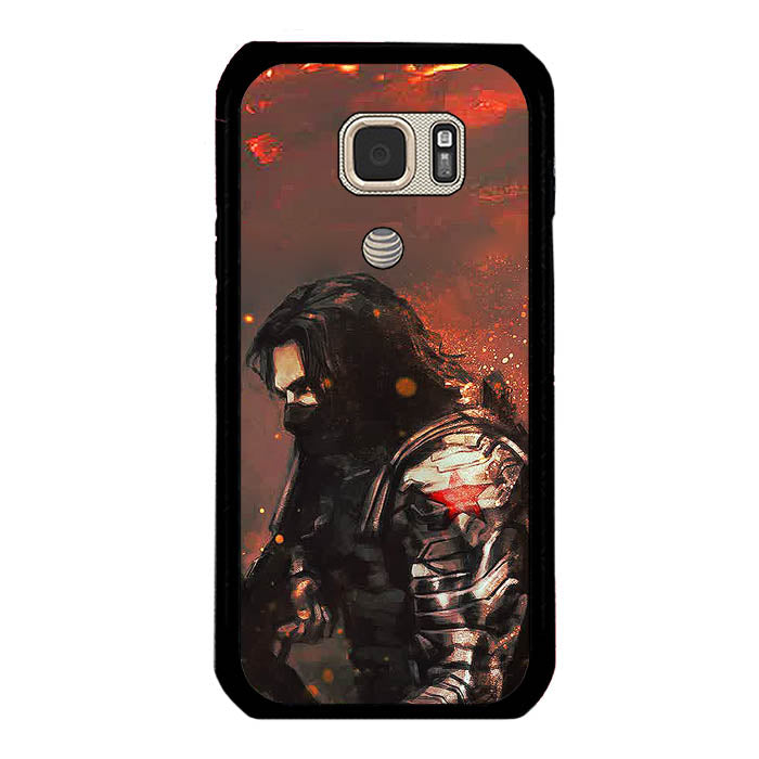 Blood in the Breeze A1729 Samsung Galaxy S7 Active Case New Year Gifts 2020-Samsung Galaxy S7 Active Cases-Recovery Case