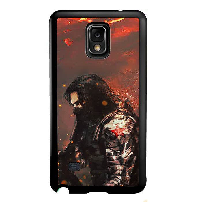 Blood in the Breeze A1729 Samsung Galaxy Note 4 Case New Year Gifts 2020-Samsung Galaxy Note 4 Cases-Recovery Case