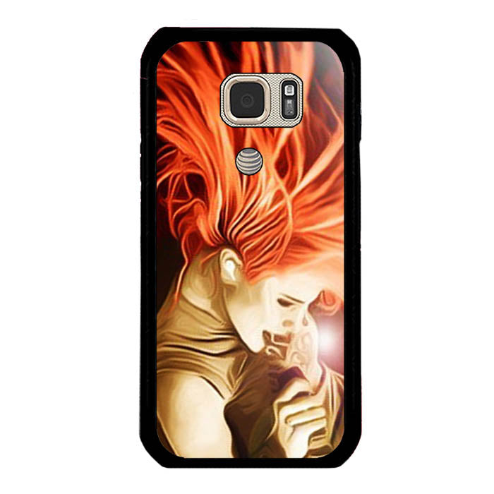 Paramore Hayley wiliams A1768 Samsung Galaxy S7 Active Case New Year Gifts 2020-Samsung Galaxy S7 Active Cases-Recovery Case