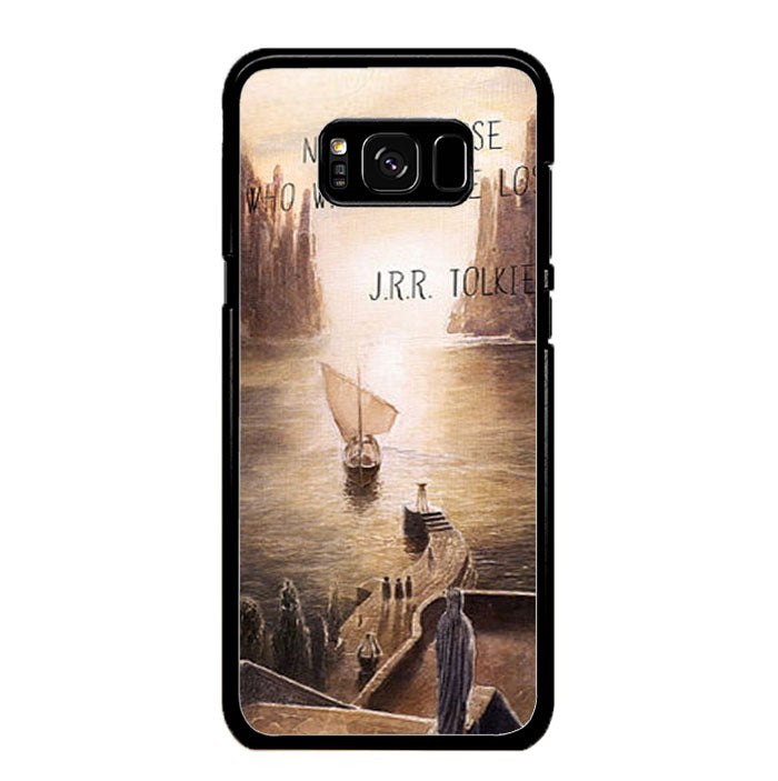 Not all those who wander are lost A1772 Samsung Galaxy S8 Plus Case New Year Gifts 2020-Samsung Galaxy S8 Plus Cases-Recovery Case