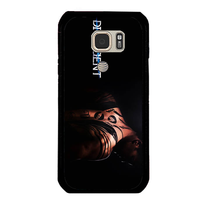 New Four Tatoo Theo James Divergent A1783 Samsung Galaxy S7 Active Case New Year Gifts 2020-Samsung Galaxy S7 Active Cases-Recovery Case