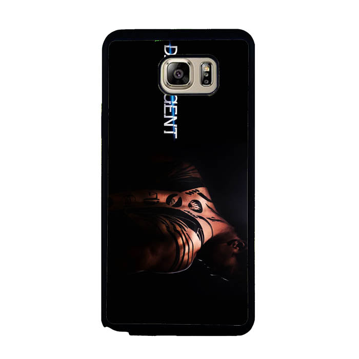New Four Tatoo Theo James Divergent A1783 Samsung Galaxy Note 5 Case New Year Gifts 2020-Samsung Galaxy Note 5 Cases-Recovery Case