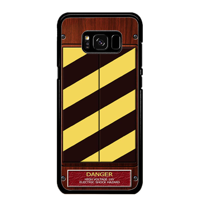 Ghost Buster Ghost Trap A1803 Samsung Galaxy S8 Case New Year Gifts 2020-Samsung Galaxy S8 Cases-Recovery Case