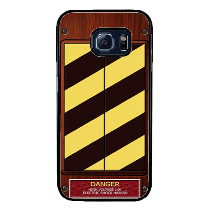 Ghost Buster Ghost Trap A1803 Samsung Galaxy S7 Edge Case New Year Gifts 2020-Samsung Galaxy S7 Edge Cases-Recovery Case