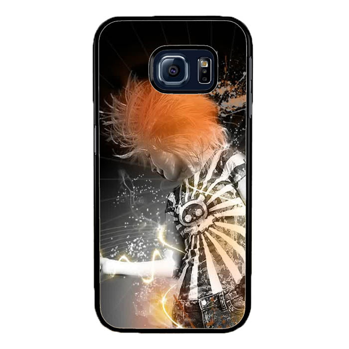 Paramore Hayley wiliams A1830 Samsung Galaxy S7 Edge Case New Year Gifts 2020-Samsung Galaxy S7 Edge Cases-Recovery Case
