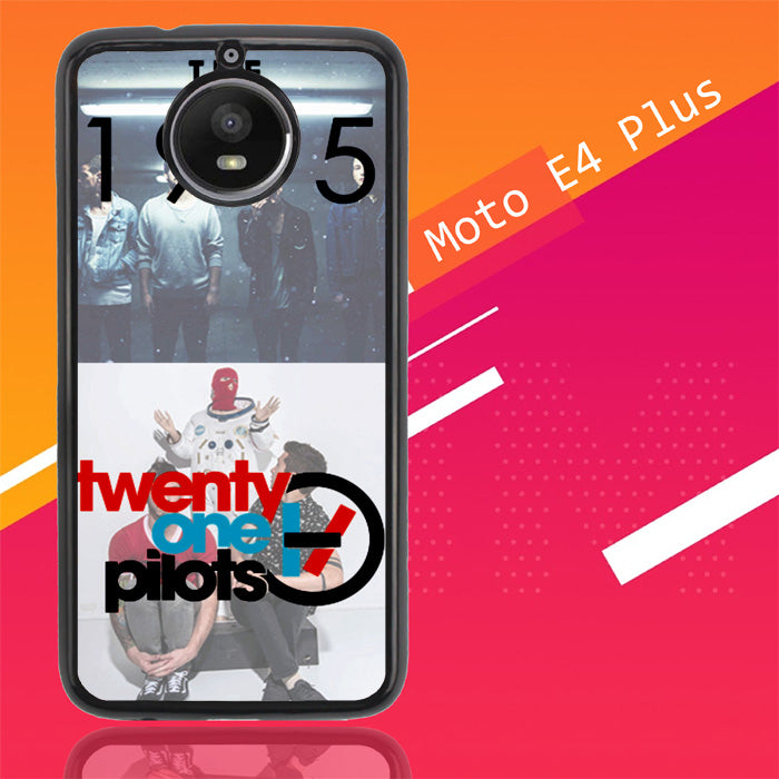 21Pilots And The D0021 Motorola Moto E4 Plus Case New Year Gifts 2020-Motorola Moto E4 Plus-Recovery Case