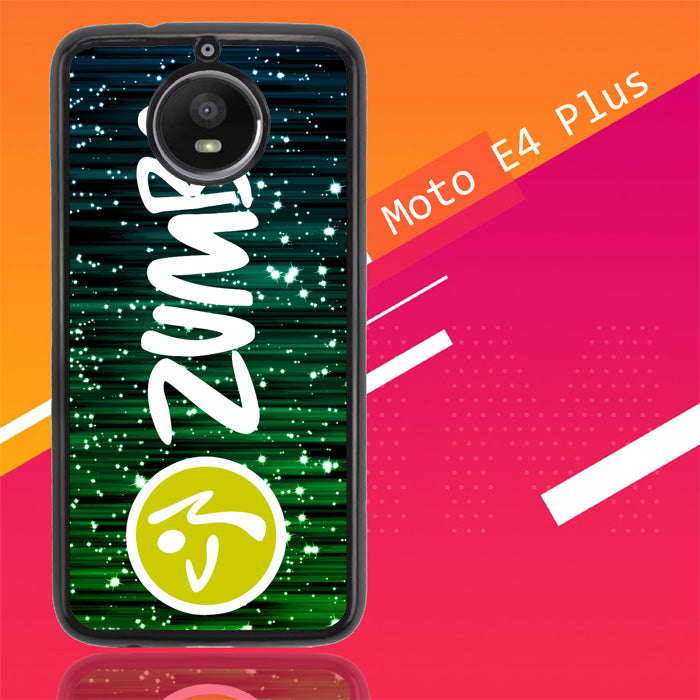 Zumba Fitness Logo D0286 Motorola Moto E4 Plus Case Christmas Gifts | Xmas Presents and Gift Ideas-Motorola Moto E4 Plus-Recovery Case