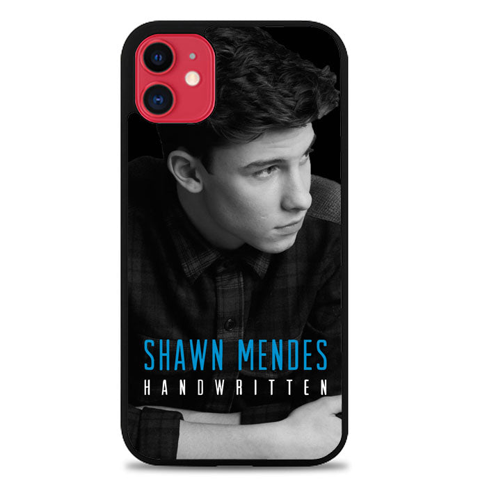 shawn mendes D0340 iPhone 11 Case