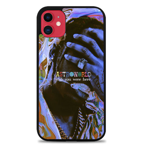 Astroworld Travis FJ0276 iPhone 11 Case