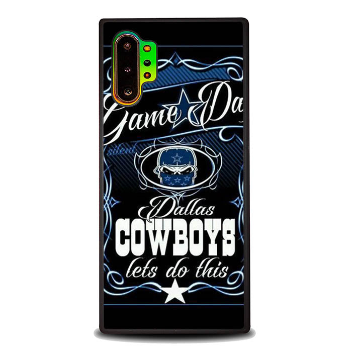 Dallas Cowboys FJ0699 Samsung Galaxy Note 10 Plus Case New Year Gifts 2020-Samsung Galaxy Note 10 Plus Case-Recovery Case