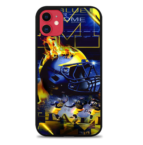 Michigan Wolverines FJ0749 iPhone 11 Case