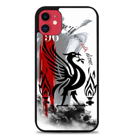 Logo Liverpool FJ0884 iPhone 11 Cover Cases