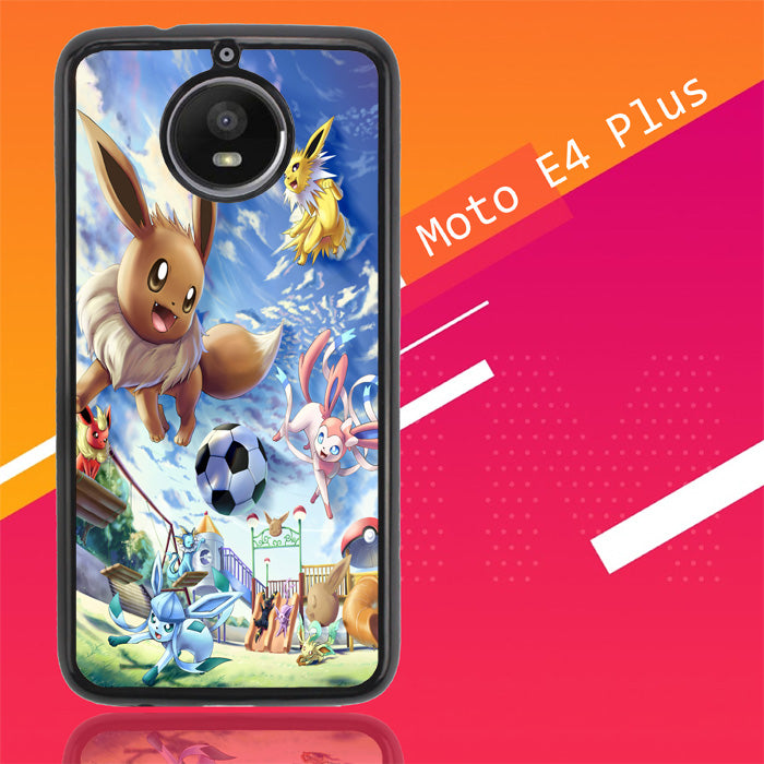 Eevee And Umbreon And Espeon X0915 Motorola Moto E4 Plus Case New Year Gifts 2020-Motorola Moto E4 Plus-Recovery Case