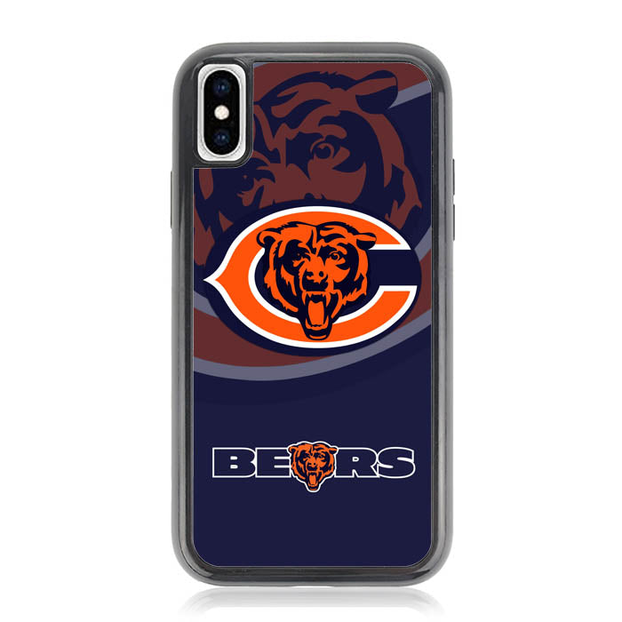 Chicago Bears Logo X3230 iPhone XS Max Case