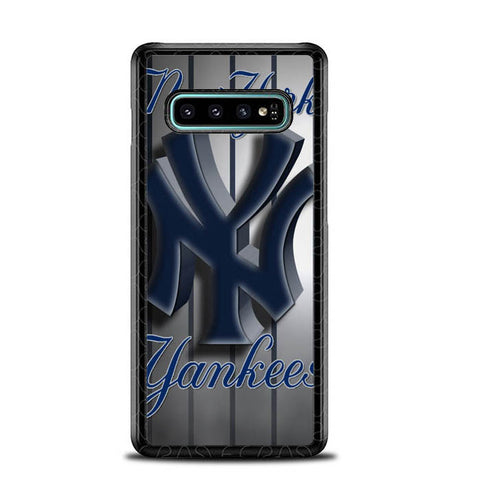 New York Yankees 3D Logo X3298 Samsung Galaxy S10 Plus Cover Cases