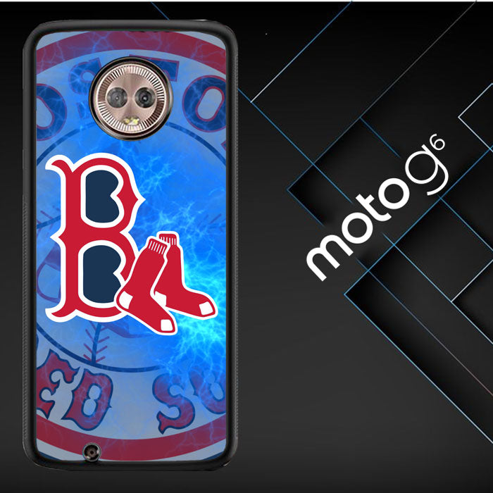 Boston Red Sox X3317 Motorola Moto G6 ( Moto G 6th Generation ) Case New Year Gifts 2020-Moto G6 ( Moto G 6th Generation )-Recovery Case