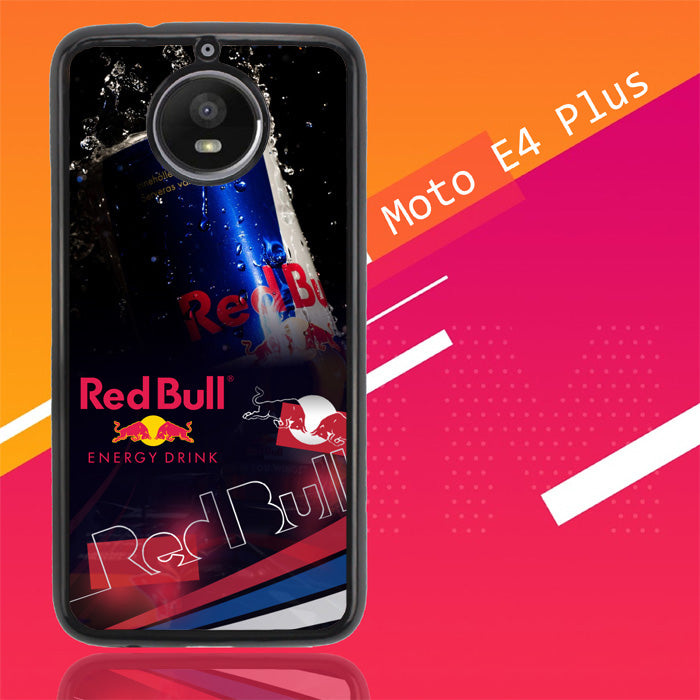 Redbull Energy Drink X3356 Motorola Moto E4 Plus Case New Year Gifts 2020-Motorola Moto E4 Plus-Recovery Case
