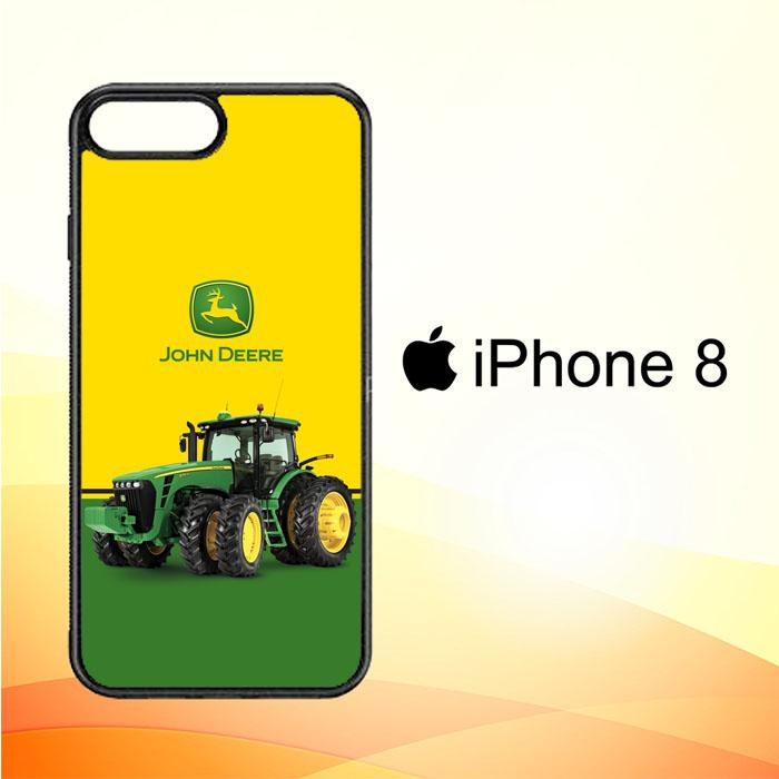 John Deere X3372 iPhone 8 Case New Year Gifts 2020-iPhone 8 Cases-Recovery Case