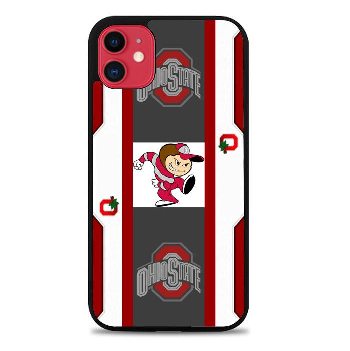 Ohio State Buckeyes X3425 iPhone 11 Case-iPhone 11 Case-Recovery Case
