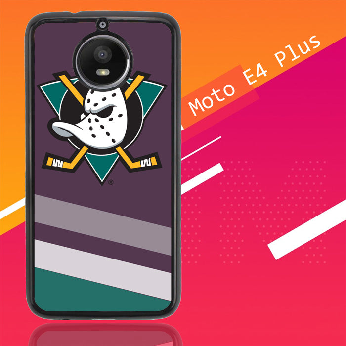 Hockey Anaheim Mighty Duck X3440 Motorola Moto E4 Plus Case New Year Gifts 2020-Motorola Moto E4 Plus-Recovery Case