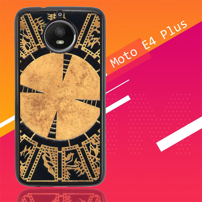 Hellraiser Puzzle Box Motorola Moto E4 Plus Case New Year Gifts 2020-Motorola Moto E4 Plus-Recovery Case