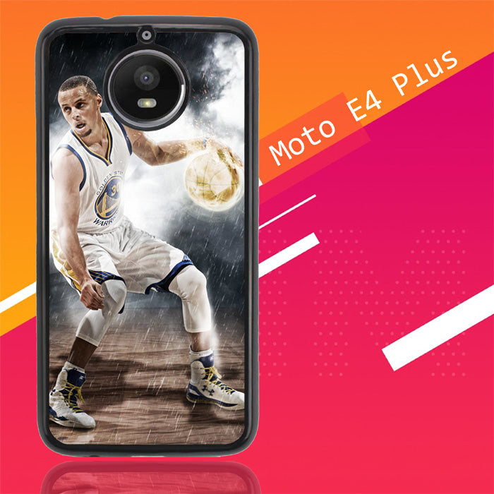 Stephen Curry Wallpaper X4326 Motorola Moto E4 Plus Case Christmas Gifts | Xmas Presents and Gift Ideas-Motorola Moto E4 Plus-Recovery Case