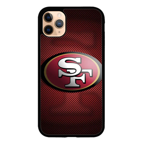 49ers logo X4360 iPhone 11 Pro Case