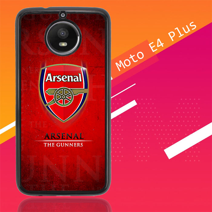 Arsenal The Gunners X4409 Motorola Moto E4 Plus Case New Year Gifts 2020-Motorola Moto E4 Plus-Recovery Case