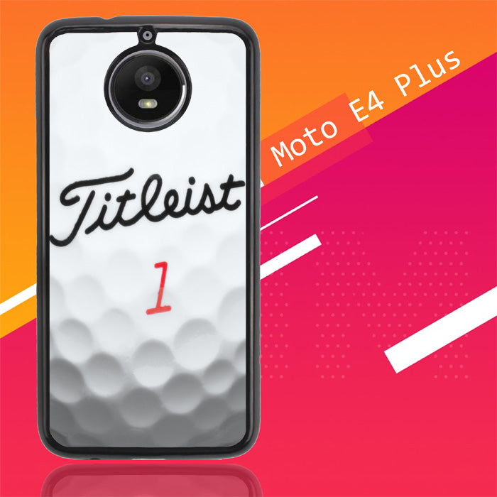Titleist Golf Ball X4368 Motorola Moto E4 Plus Case Christmas Gifts | Xmas Presents and Gift Ideas-Motorola Moto E4 Plus-Recovery Case