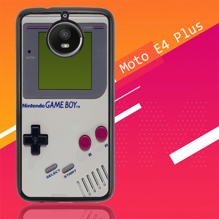 Retro Gameboy Nintendo X4520 Motorola Moto E4 Plus Case New Year Gifts 2020-Motorola Moto E4 Plus-Recovery Case