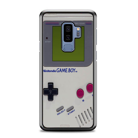 Retro Gameboy Nintendo X4520 Samsung Galaxy S9 Plus Case