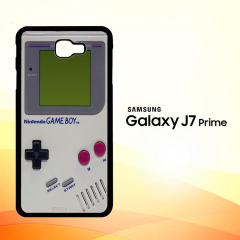 Retro Gameboy Nintendo X4520 Samsung Galaxy J7 V , J7 Sky Pro, J7 Prime, J7 Perx 2017 SM J727 Case Cover Cases
