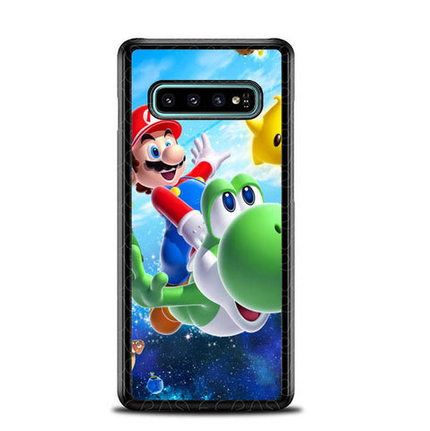 Super Mario Bros X4527 Samsung Galaxy S10 Plus Cover Cases
