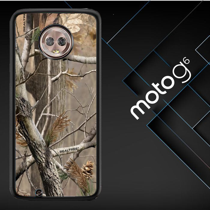 Camouflage Camo Realtree X4517 Motorola Moto G6 ( Moto G 6th Generation ) Case New Year Gifts 2020-Moto G6 ( Moto G 6th Generation )-Recovery Case