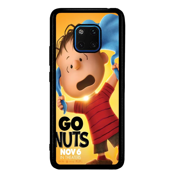 The Peanuts Movie Linus X4779 Huawei Mate 20 Pro Case