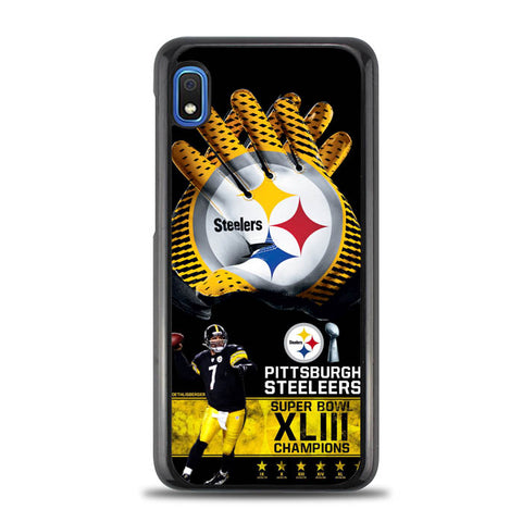 Pittsburgh Steelers NFL X4840 Samsung Galaxy A10E Case