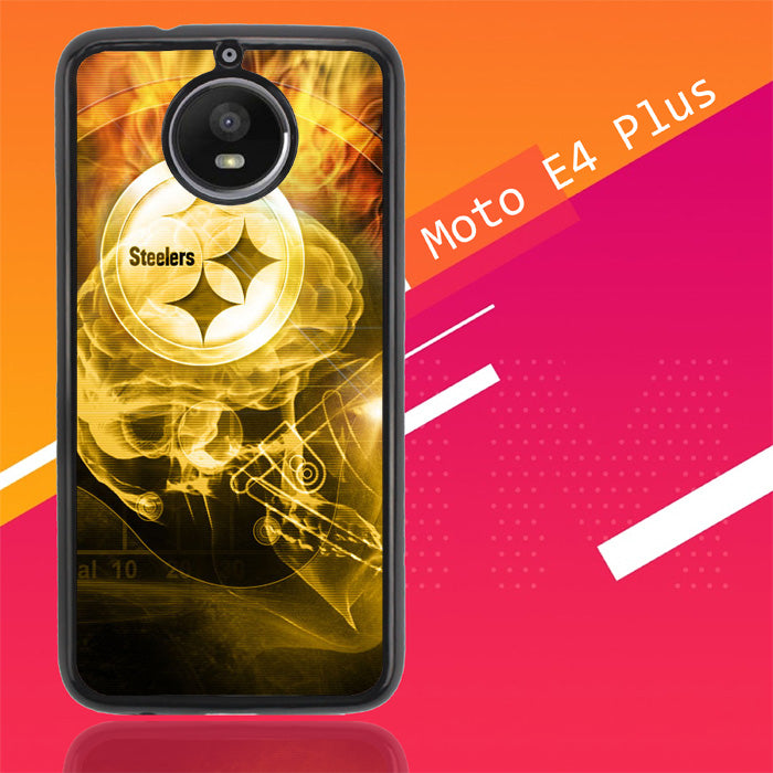 Pittsburgh Steelers X4836 Motorola Moto E4 Plus Case New Year Gifts 2020-Motorola Moto E4 Plus-Recovery Case
