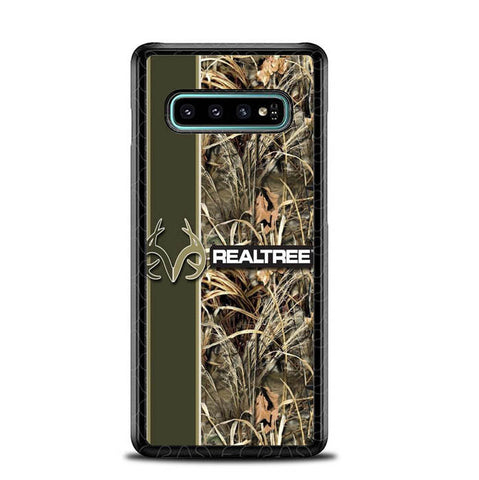 Realtree camo X4909 Samsung Galaxy S10 Plus Cover Cases