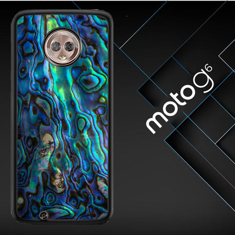 Abalone X4972 Motorola Moto G6 ( Moto G 6th Generation )  Cover Cases