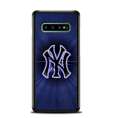 New York Yankees X4962 Samsung Galaxy S10 Plus Cover Cases