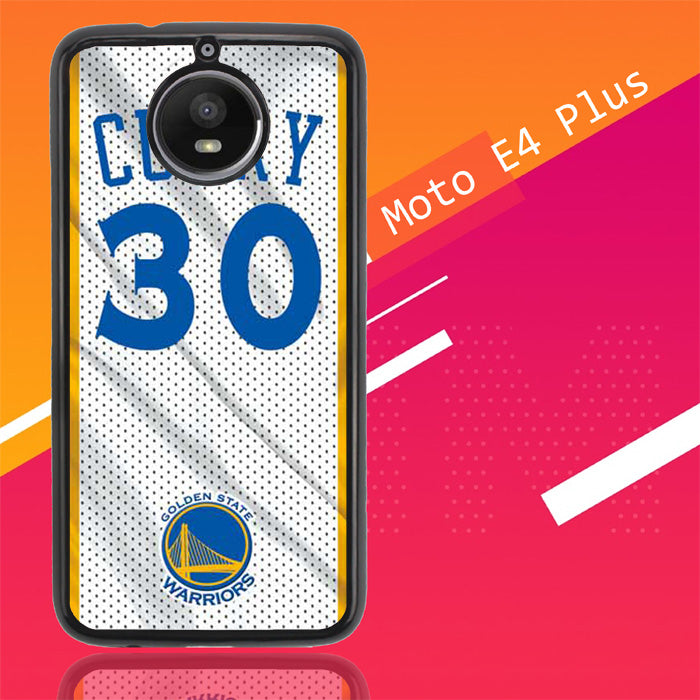 Stephen Curry Jersey X5061 Motorola Moto E4 Plus Case Christmas Gifts | Xmas Presents and Gift Ideas-Motorola Moto E4 Plus-Recovery Case