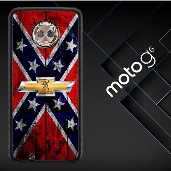 Chevy Deer Camo X5634 Motorola Moto G6 ( Moto G 6th Generation ) Case New Year Gifts 2020-Moto G6 ( Moto G 6th Generation )-Recovery Case