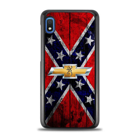 Chevy Deer Camo X5634 Samsung Galaxy A10E Case