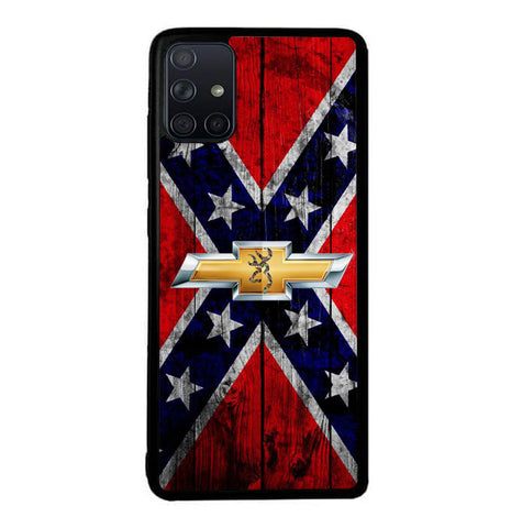 Chevy Deer Camo X5634 Samsung Galaxy A51 Case