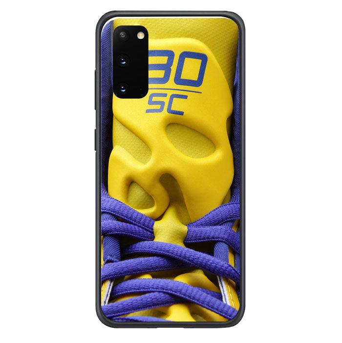 stephen curry logo shoes X5852 Samsung Galaxy S20, S20 5G Case